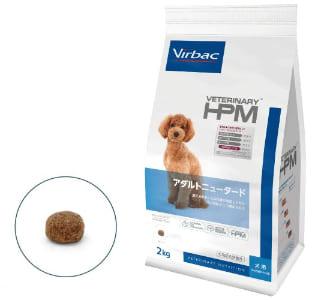 VETERINARY HPM 犬用 アダルトニュータード