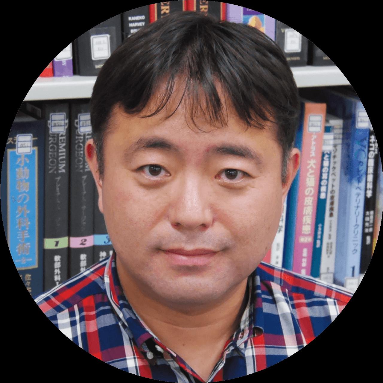 渡邊 一弘先生の写真